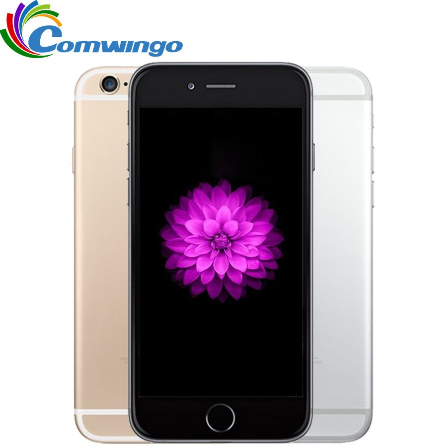 Original Entsperrt Apple iPhone 6 1 GB RAM 16/64/128 GB ROM 4,7 'inch IOS Dual Core 8 uhr GSM WCDMA LTE iPhone6 Verwendet Mobile telefon