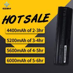 HSW Новый аккумулятор для ноутбука hp G4 G7 CQ42 CQ32 G42 CQ43 G32 DV6 DM4 430 Батарея для ноутбука dv6 593553-001 для ноутбука hp g6 mu06 Батарея