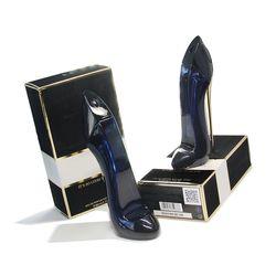 Epacket envío gratis alta calidad buena muchacha altos zapatos perfume para las mujeres fragancias naturales de larga duración olor antitranspirante
