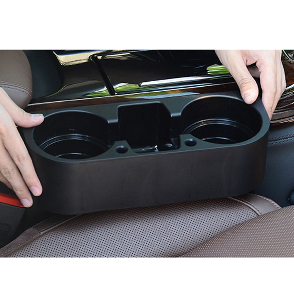Car Cup Holder Interior Car Organizer Portable Multifunction Auto Vehicle Seat Cup Cell Phone Drink Holder Box Car Styling Box