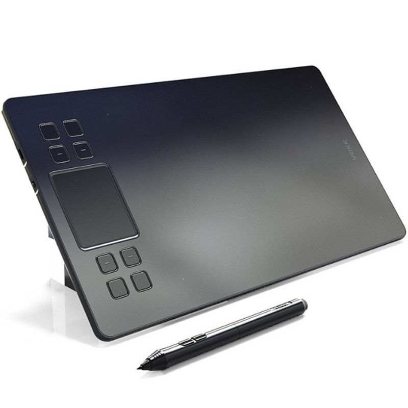A50 Digital Tablet Professional Graphics Drawing Tablet Smart Touchpad Hand-painted Board Drawing Tablet Electronic Painting