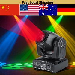 VGEBY 2 pcs/ensemble 30 W LED Moving Head Stage de Lumière DMX512 Disco Clubs Parti Effet Lumières Disco Party Show DJ Effet D'éclairage lampe