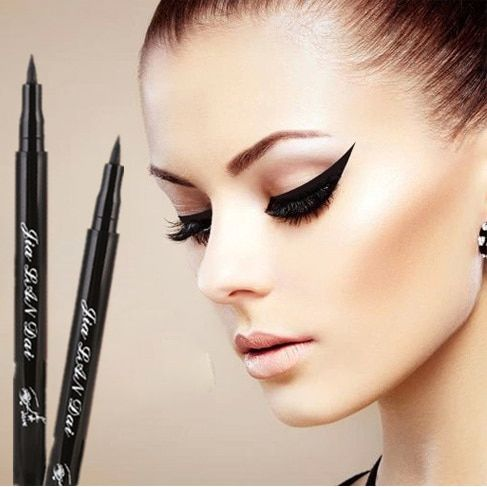 2017 Special Offer Sale Easy To Wear Eyeliner Pen Perfect Three-dimensional Liquid Lasting Waterproof Thick Is Not Blooming