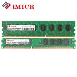 Imice Настольный ПК Рамс DDR3 2 г 4 г 8 г 1333 мГц 1600 мГц 240-контакты оперативной памяти 1.5 В DIMM для AMD non-ecc памяти ПК пожизненная Гарантия
