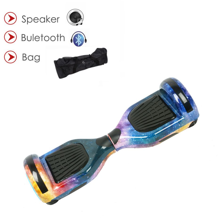 Hoverboard 6,5 Zoll Selbst Balance Roller Elektrische Hoverboard 2 Rädern Elektroroller Skateboard Gyroscoot Electrico Roller