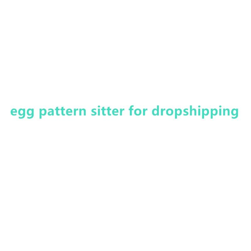 Egg Pattern Sitter for Dropshipping Egg Tools Kitchen Tools