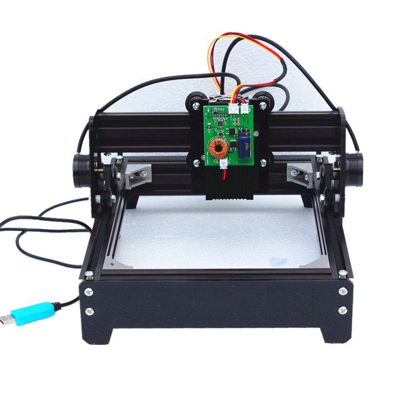 15W laser 15000MW diy laser engraving machine 14*20cm metal engraver laser marking machine