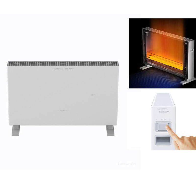 Smartmi Xiaomi Elektrische Heizungen Schnelle Konvektoren heizung Handliche fan Heizung wärmer Kühler Stille energiespar Doppel schützen