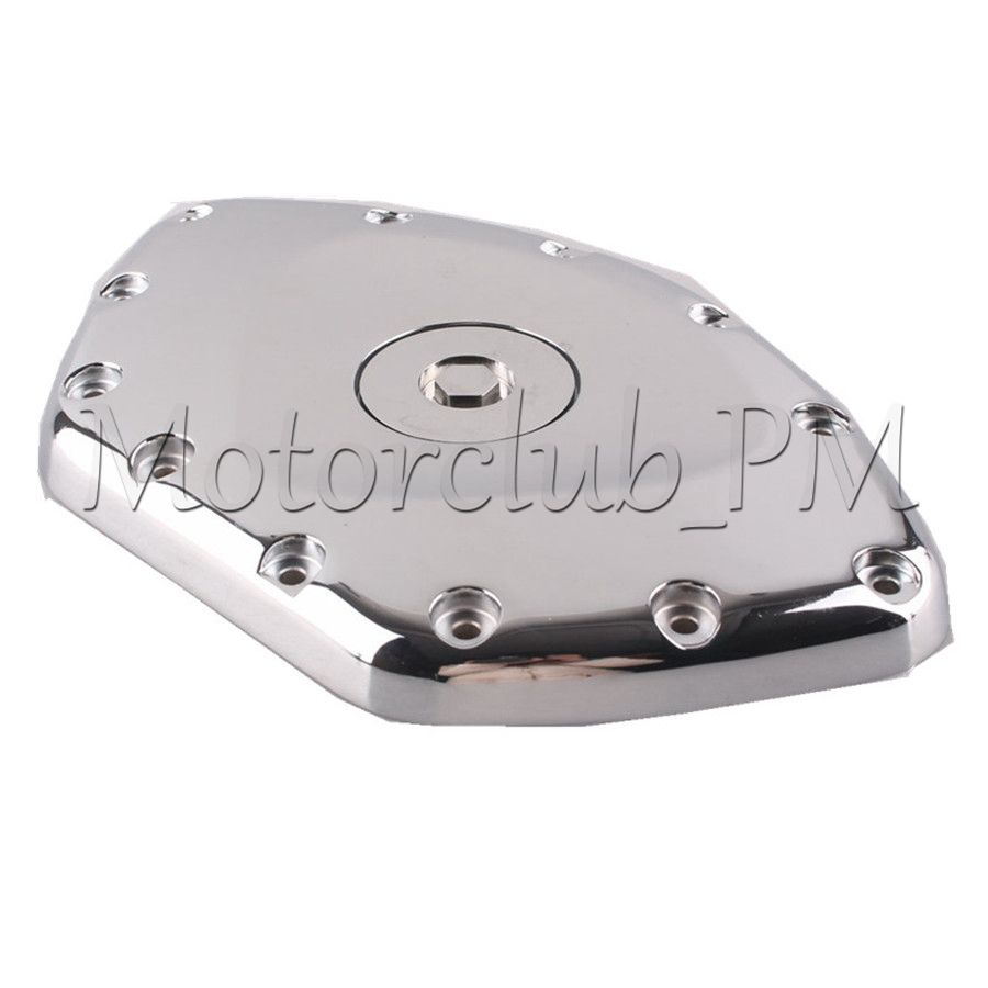 Chain Timing Cover For HONDA GL1800 GOLDWING 1800 2001-2013 2002 2003 2004 2005 2006 2007 2008 2009 2010 2011 2012 Chrome