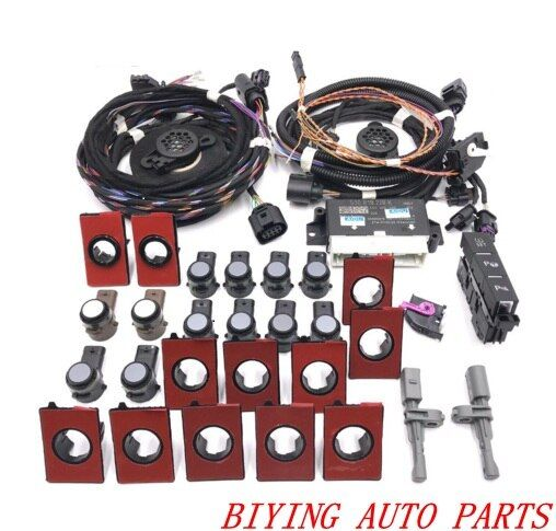 For VW Golf 7 MK7 VII UPGRADE Front And Rear Intelligent Parking Assist Park Assist PLA 12K OPS LHD 5Q0 919 298 K 5Q0919298K