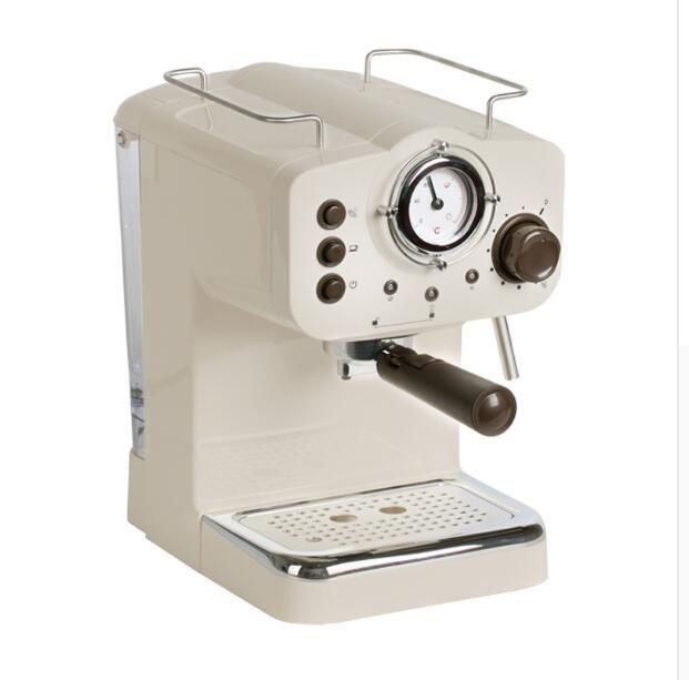 Hause Kommerziellen Kaffee Maschine Italienischen Halbautomatische Dampf Typ Spielen Milch Blase 15Bar