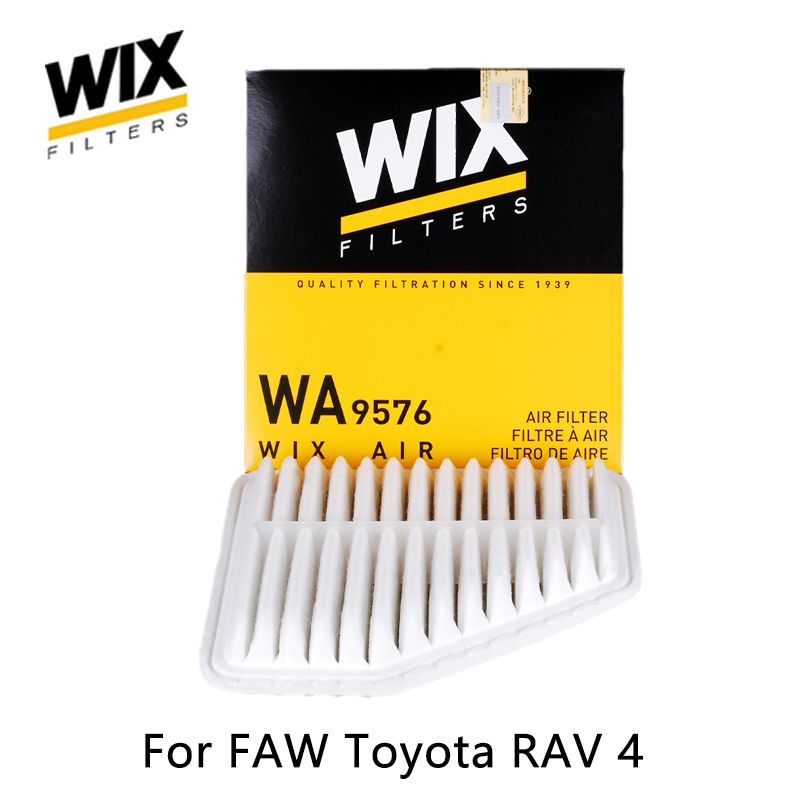 WiX  car air Filter WA9576 for FAW Toyota RAV 4  2.0L 2.4L  auto part