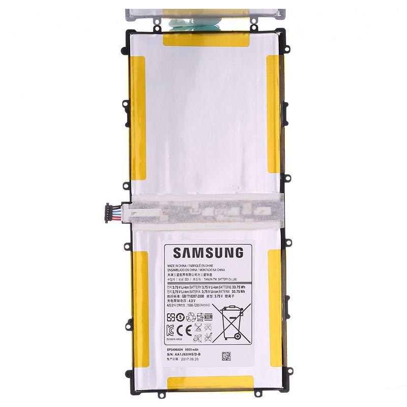 SAMSUNG Original Rechargeable Battery For Samsung Google Nexus 10 Authentic Tablet Battery SP3496A8H 9000mAh GT-P8110 HA32ARB