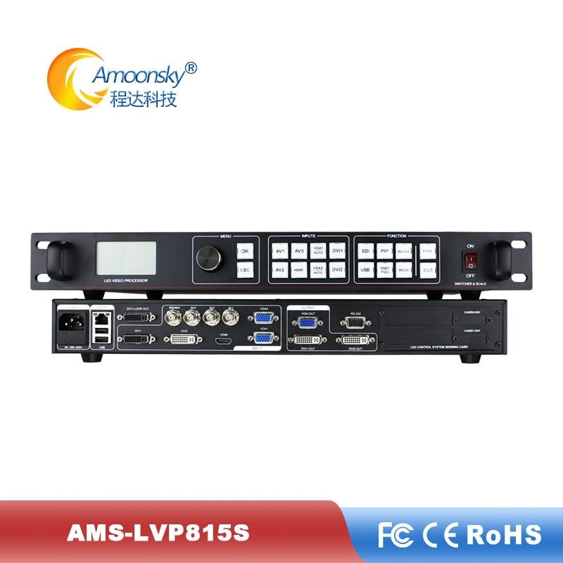 FÜHRTE verleih video panels SDI video switcher scaler silmilar zu vdwall lvp605s led video prozessor sdi preis in riesigen wand display