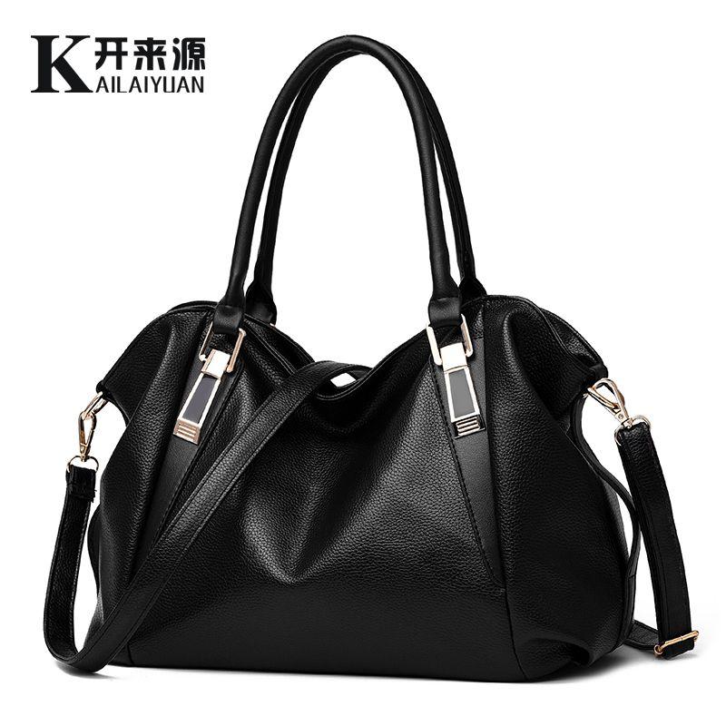 SNBS 100% Genuine leather Women handbag 2018 New Classic casual fashion female Cross hand bag of bill of lading messenger bag