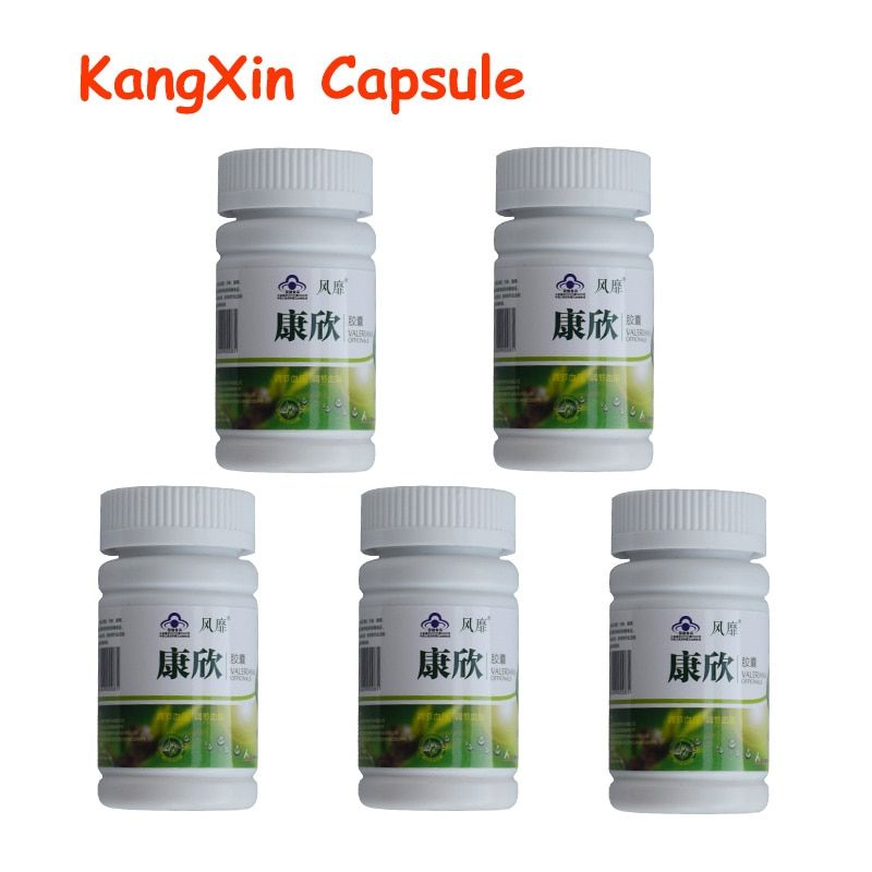 5 Bottles Kangxin for Hypertension Hypotensive