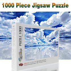 Puzzle kayu 520 pieces kayu jigsaw puzzle 1000 puzzle lanskap 1500 pieces hadiah teka-teki puzzle untuk dewasa