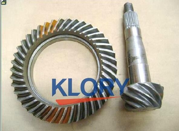 2302140-K01 DRIVE&DRIVEN BEVEL GEAR ASSY(FR AXLE) Front axle: Speed ratio: 9:41 FOR GREAT WALL HAVAL