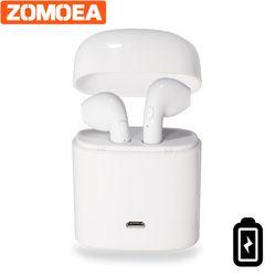 bluetooth 4.2 headphone wireless earphone with microphone headset mini handfree ear hook headset for iphone Android phone