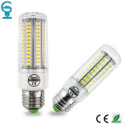 LED Maïs Ampoule E27 E14 G9 LED Lampe 220 V 110 V LED Ampoule lumière 24 36 48 56 69 Led Lustre Bougie Ampoule Bombillas Lampada