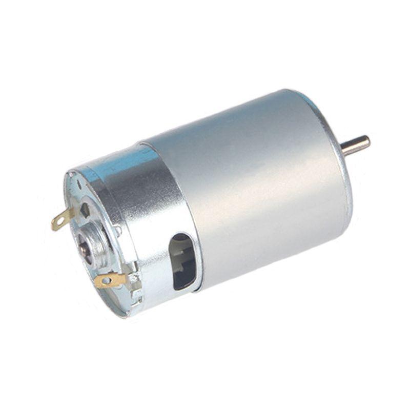 1 Pc RS-550 moteur DC12V Micro moteurs électriques pour divers tournevis sans fil perceuse à main Mini moteur moteur outil électrique moteur
