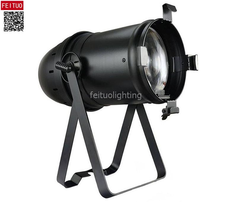 12/lot COB LED Theater PAR Light with manual Zoom 100w warm white or cool white stage light
