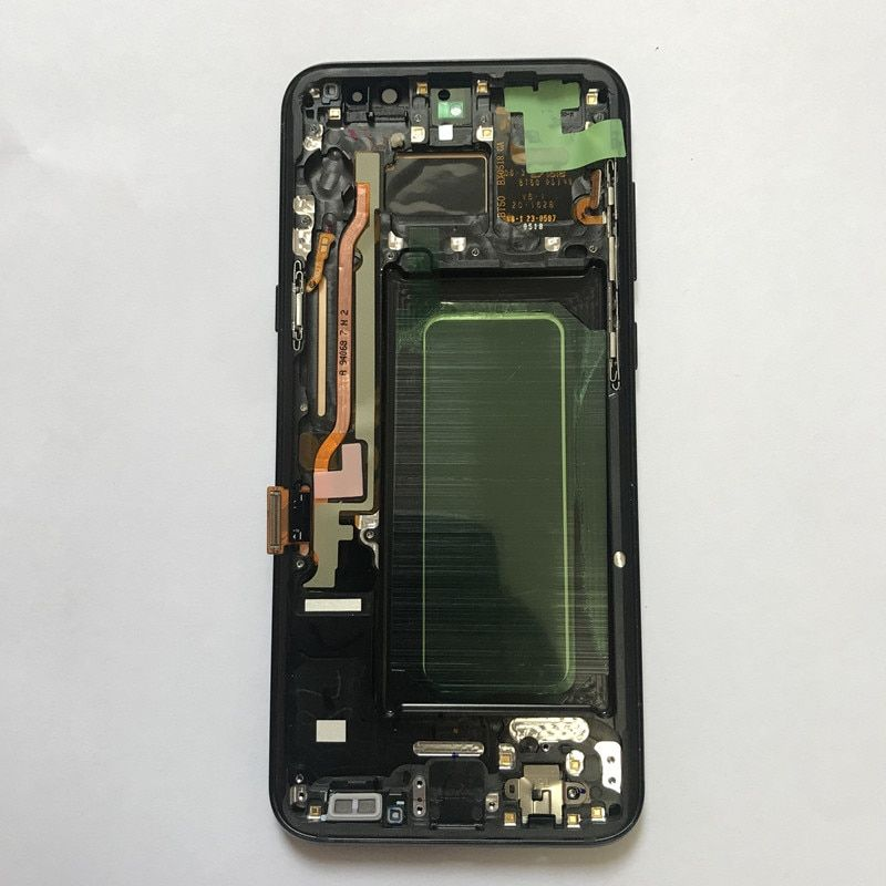 Display for S8 Plus LCD for SAMSUNG Galaxy S8 Plus G955 G955F Touch Screen With Frame Burn-Shadow lcd