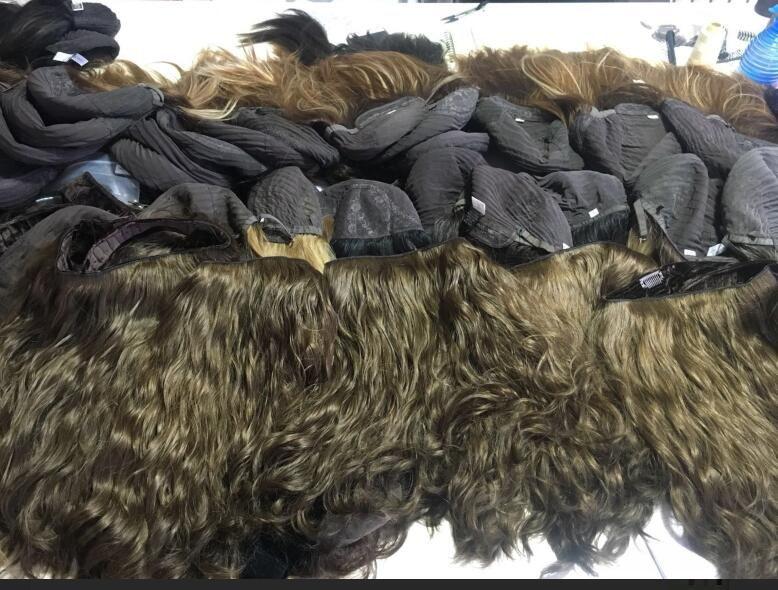 Custom made kosher wig , jewish wig free shipping