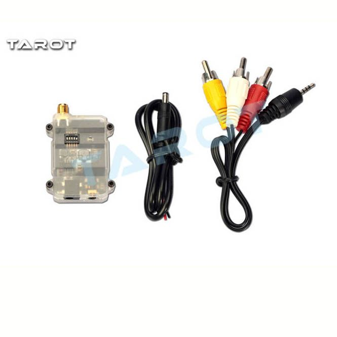 Tarot 5.8G 32CH Audio Video A/V Receiver Rx for RC FPV Multicopter FM/PLL TL300N3 L241 Helicopter