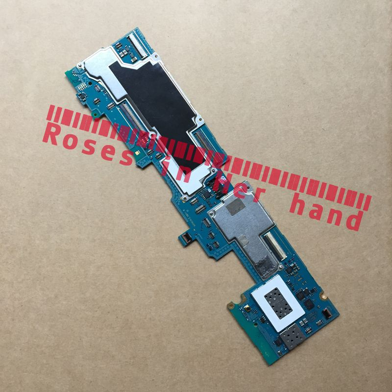 Full Working Original Unlocked For Samsung Galaxy Note 10.1 N8010 N8000 N8020 Motherboard Logic Mother Circuit Board Lovain