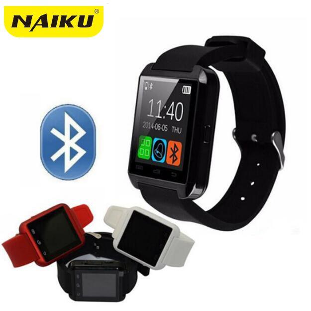SmartWatch Bluetooth Smart часы A8 наручные часы Цифровые спортивные часы для IOS Android Samsung телефон Переносные электронные устройства