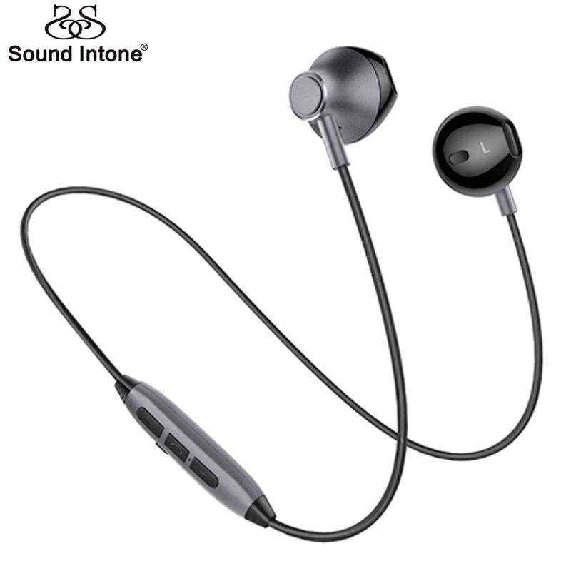Sound Intone H2 Bluetooth Headphones Waterproof Wireless Earphones Sports Bass Bluetooth Earphone With Mic For iPhone <font><b>xiaomi</b></font>
