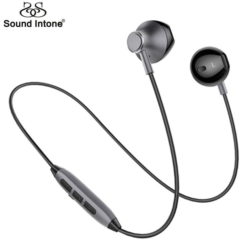 Sound Intone H2 <font><b>Bluetooth</b></font> Headphones Waterproof Wireless Earphones Sports Bass <font><b>Bluetooth</b></font> Earphone With Mic For iPhone xiaomi