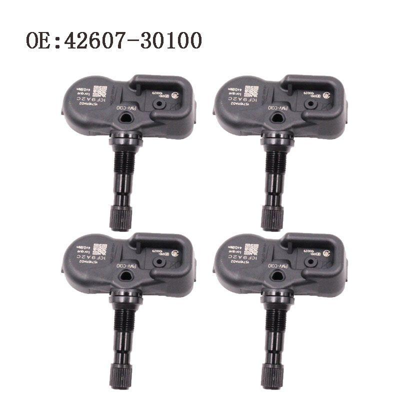 4 PCS Neue Reifendruck Sensor Für Lexus ES200 ES250 GS250 GS450h IS250 4260730100 42607-30100