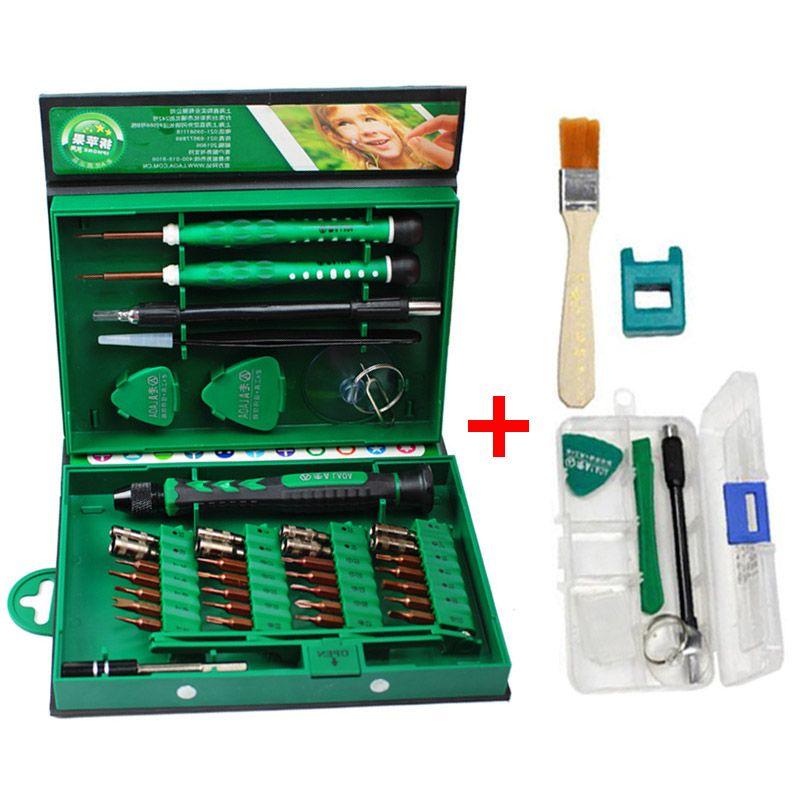 Ensemble de tournevis LAOA 38 en 1 Kit d'outils de réparation de précision outil en acier allié S2 pour téléphone portable iPhone pour ordinateur portable