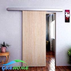 6.6 FT En alliage D'aluminium coulissantes grange quincaillerie de porte en bois