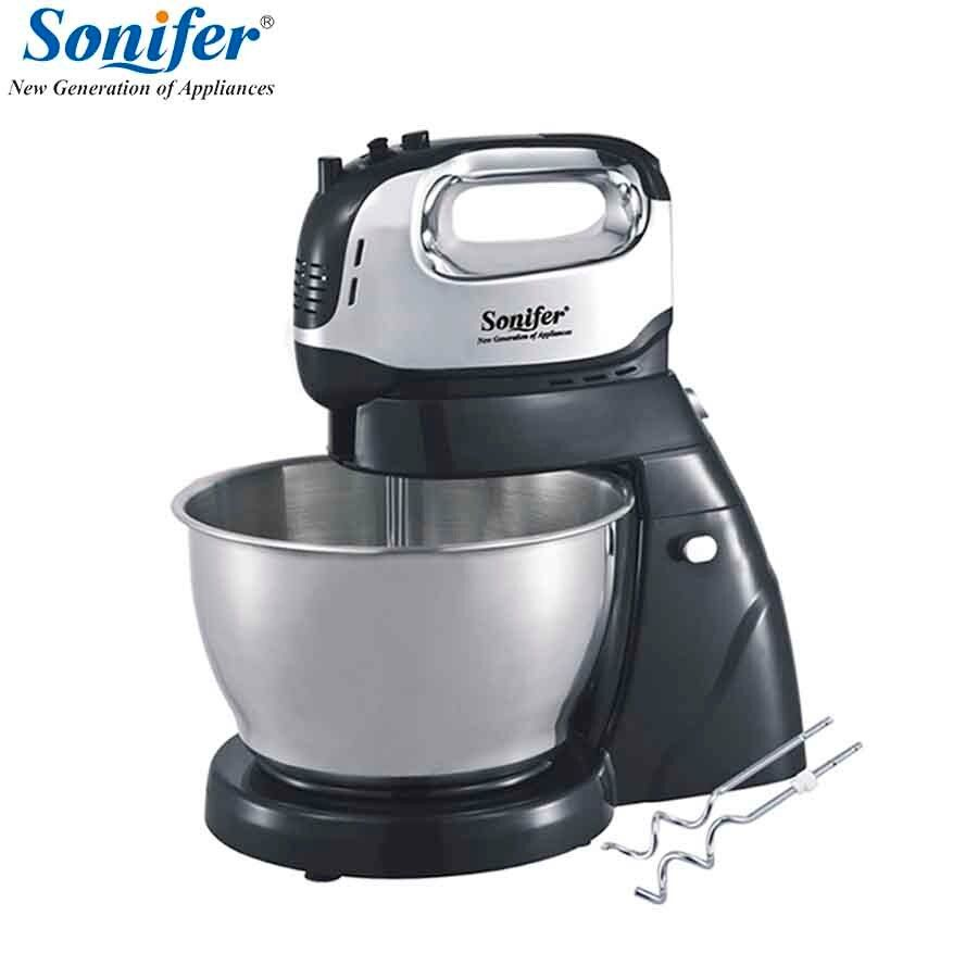 Multifunction Large size Table Electric Food Mixers Dough Mixer Egg Beater Food Blender for Kitchen Sonifer