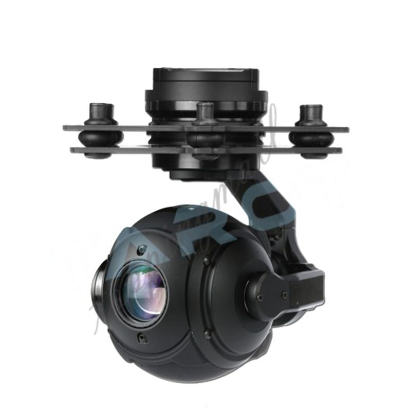 TAROT PEEPER Burshless Gimbal T10X 250ma for FPV Drone Spherical High Definition TL10A00
