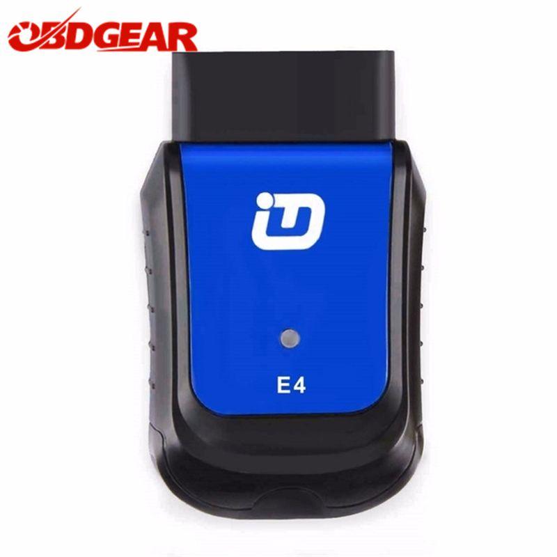 Globale Vpecker E4 Bluetooth Volle Systeme OBD2 Diagnose Werkzeug Multi-Sprachen OBD2 Automotive Scanner ABS Blutungen OBD 2 Scanner