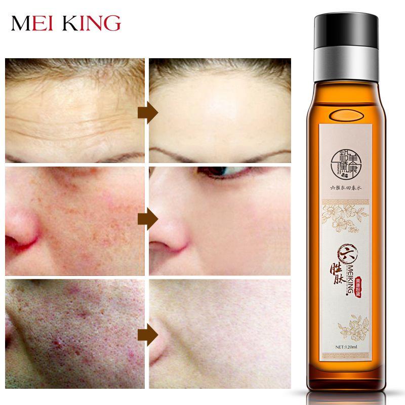 MEIKING на лице Тонер Увлажняющий уход за кожей 100% Natural & Organic Anti Aging Pore Minimizer для лица Питает и гидратов кожи