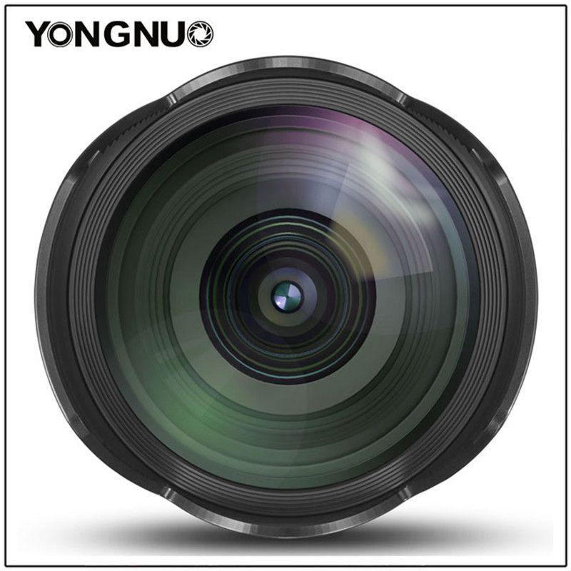 YONGNUO 14 MM F2.8 Ultra-weitwinkel Prime Objektiv YN14mm Auto Fokus Objektiv für Canon 5D Mark IV 700D 80D t3i m10 60d t6i 60d 1200D