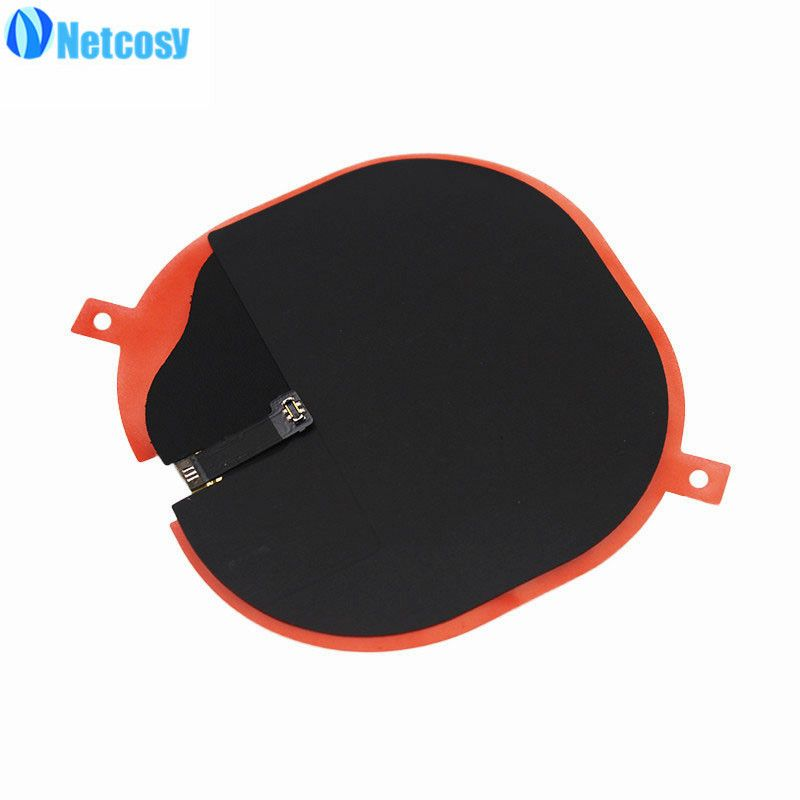 Netcosy For iphone 8 8plus New NFC Wireless Charge Charging Coil repair parts For iphone 8 8P NFC Chip
