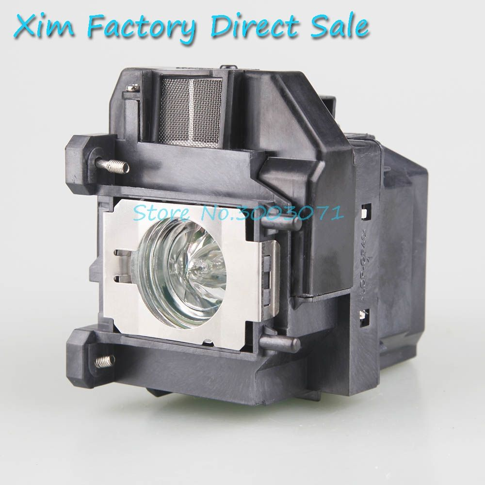 Projector Bare Lamp with housing ELPLP67 For EPSON EB-X02 EB-S02 EB-W02 EB-W12 EB-X12 S12 X11 X14  EX3210 EX5210 EX7210