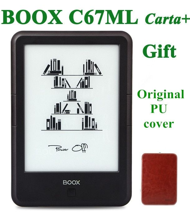 D'origine ONYX BOOX C67ML carta + ebook lecteur 6