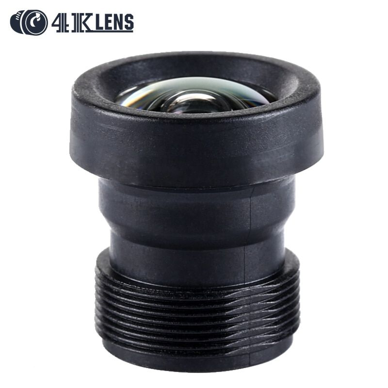 4K LENS 4.2MM Lens 12MP NON DISTORTION M12 1/2.3