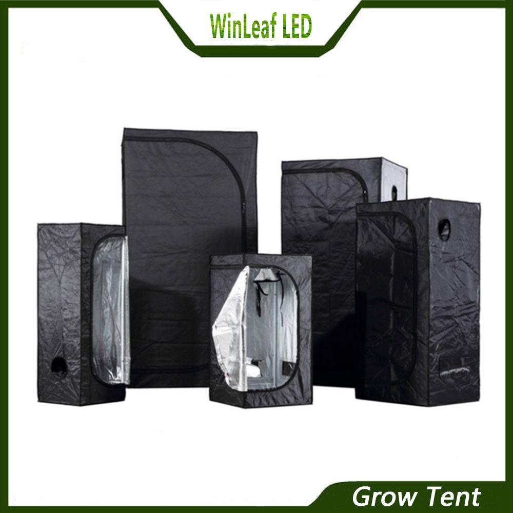 Wachsen zelt für indoor hydrokultur gewächshaus pflanzenbeleuchtung Zelte 80/100/120/150/240/300 wachsen zelt