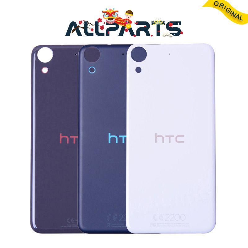 Original Nouveau En Plastique Porte Du Boîtier Arrière Pour HTC Desire 626 retour Couvercle de La Batterie Cas avec Volume + Bouton D'alimentation Digitzer l'assemblée