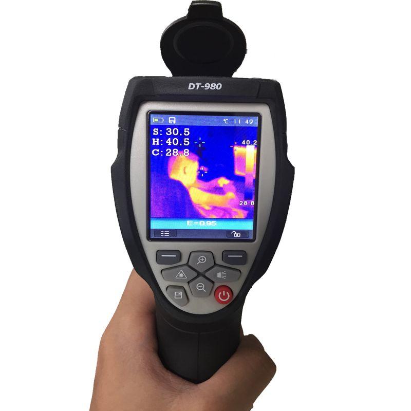Affichage Haute Performance thermique imageur Visuel Infrarouge Thermomètre