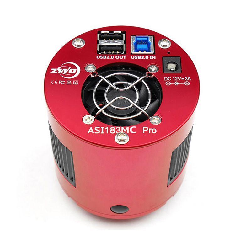 ZWO ASI183MC Pro Farbe Gekühlt