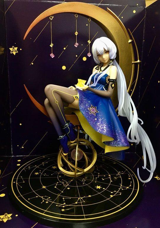Original japonesa anime figura Myethos VOCALOID4 Biblioteca figura de acción de colección modelo de juguete para los niños